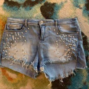 Hippie laundry shorts